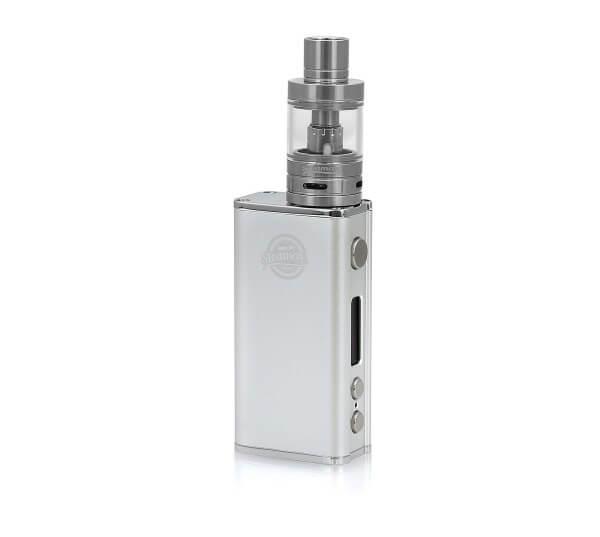 Steamax R40 E-Zigarette Starterset silber