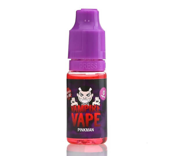 Vampire Vape Liquid Pinkman 10ml