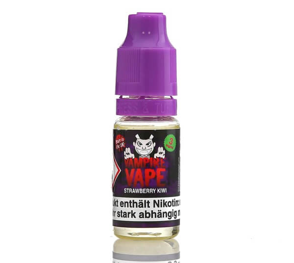 Vampire Vape Liquid Strawberry Kiwi 10ml