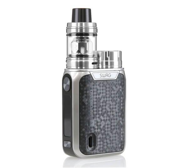 Vaporesso Swag NRG SE Mini Kit E-Zigarette Silber