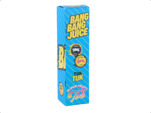 Bang Bang Juice - Tuk Tuk DIY Liquid