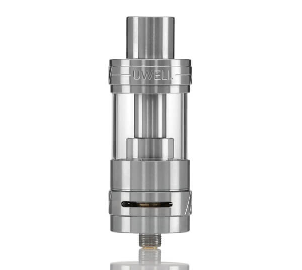 Uwell Crown 2 Clearomizer Set Silver