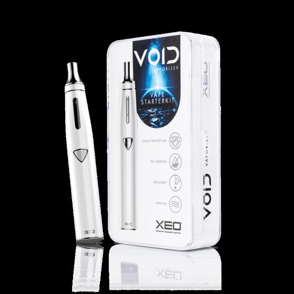 XEO VOID E Shisha Vaporizer Starter Kit White