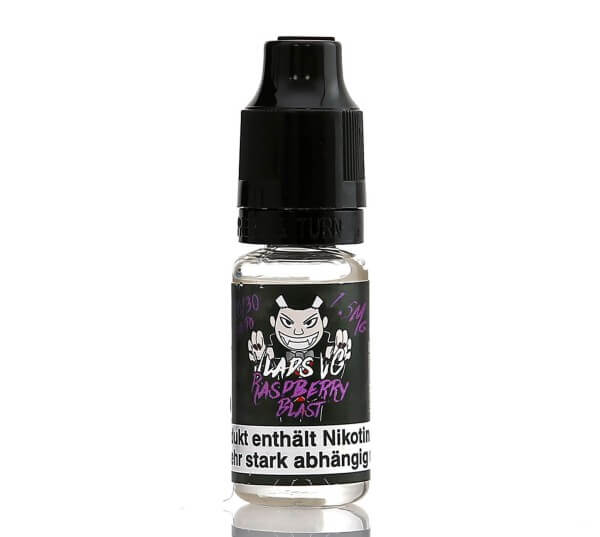 Vampire Vape Liquid Raspberry Blast 10ml