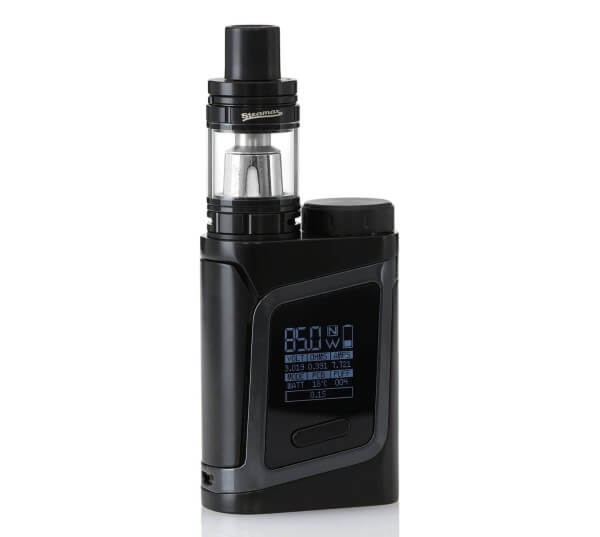 Steamax AL85 E-Zigaretten Set Schwarz