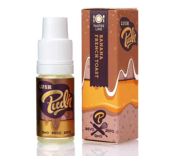 Shoreditch Pudn Lush E-Zigaretten Liquid