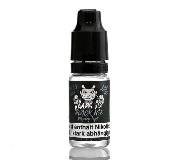 Vampire Vape Liquid Black Ice Braking Point 10ml