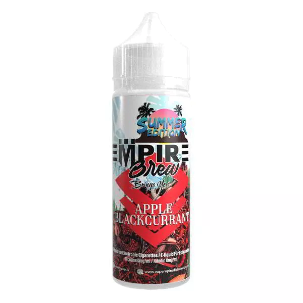 Empire Brew Apple Blackcurrant 100 ml DIY Liquid