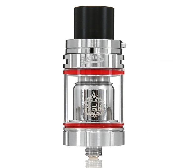 Steamax TFV8 X-Baby Clearomizer Set silber