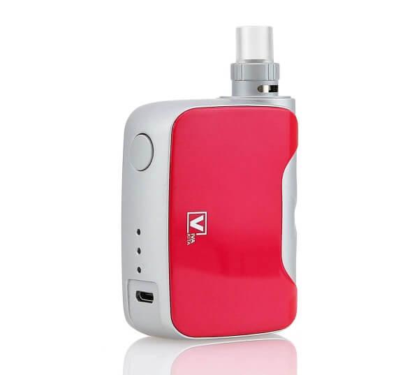 VivaKita Fusion E-Zigarette Starterset Rot