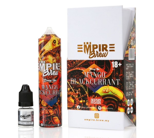 Empire Brew Mango Blackcurrant DIY Liquid