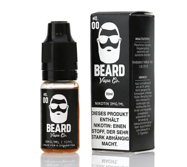 Beard Vape No. 00 e-Liquid