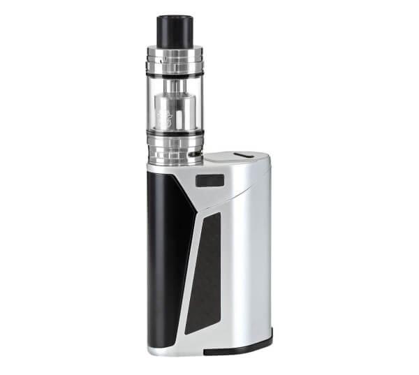 Steamax GX350 E-Zigaretten Set Silber-Schwarz