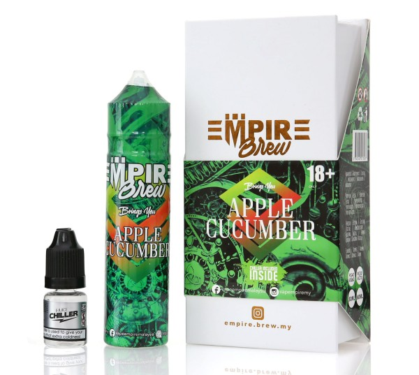 Empire Brew Apple Cucumber DIY Liquid