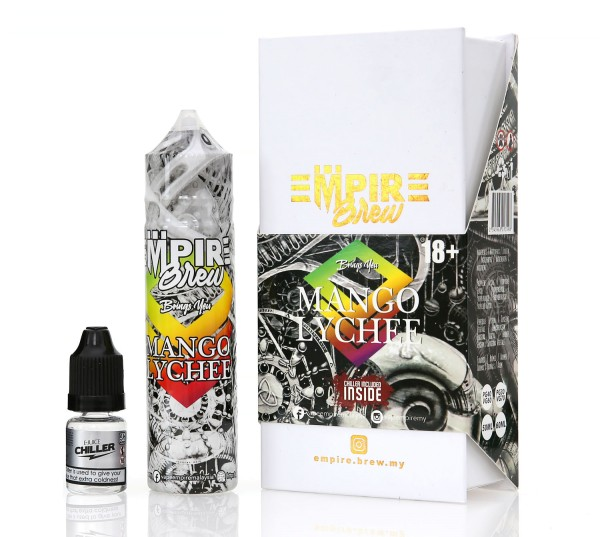 Empire Brew Mango Lychee 50 ml DIY Liquid
