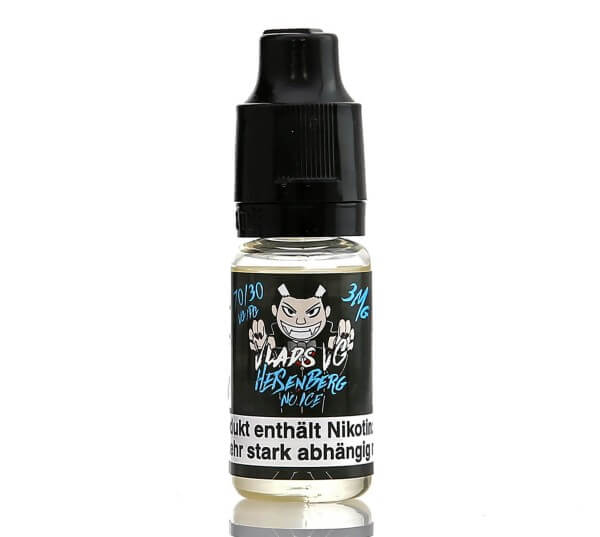 Vampire Vape Liquid Heisenberg No Ice 10ml