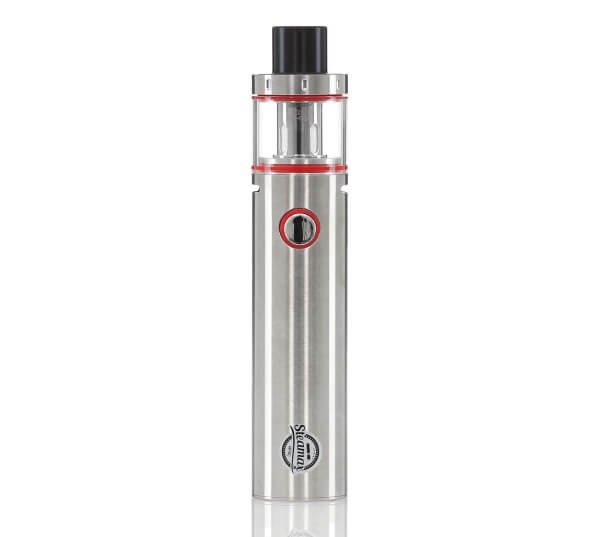 Steamax Vape Pen Plus E-Zigaretten Set Silber