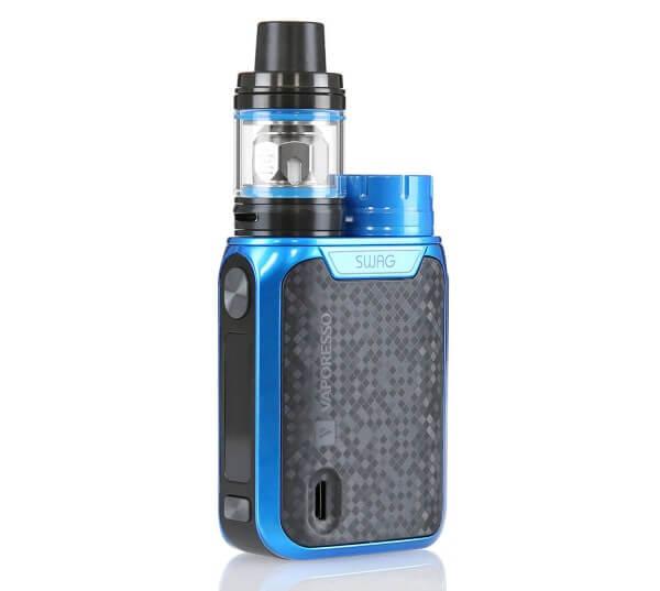 Vaporesso Swag NRG SE Mini Kit E-Zigarette Blau