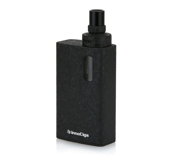 InnoCigs eGrip 2 Light E-Zigarette Starterset Schwarz