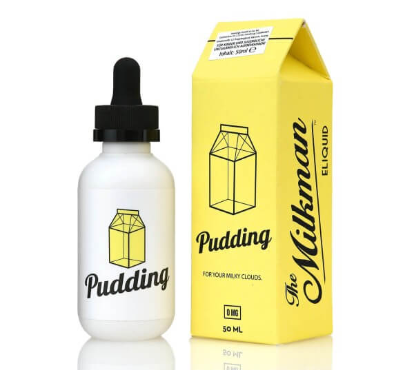 The Milkman Pudding DIY Liquid 50ml