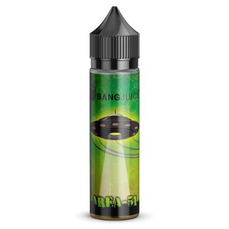 Bang Juice - Area 51 Aromashot
