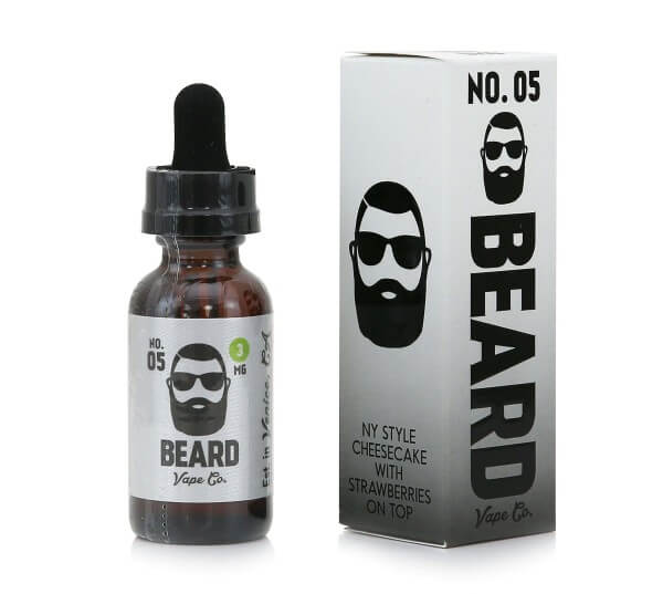 Beard Vape No. 5 e-Liquid