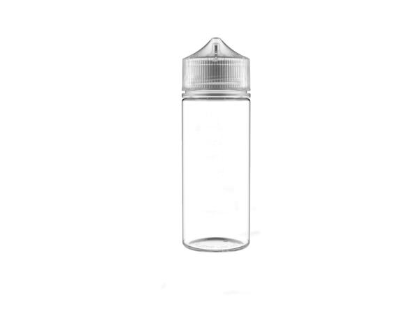 PET Liquidflasche mit Dosierspitze 120ml