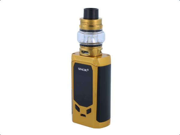 Smok R-Kiss E-Zigaretten Set Gold Black