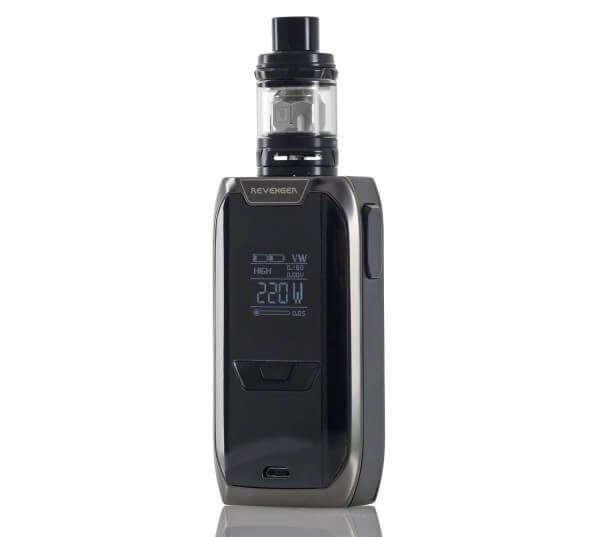 Vaporesso (Vapanion) Revenger X E-Zigaretten Set Schwarz