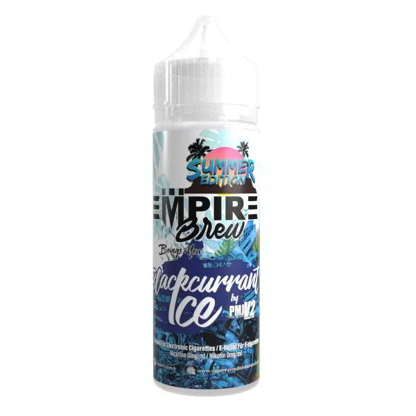 Empire Brew Blackcurrant Ice 100 ml DIY Liquid