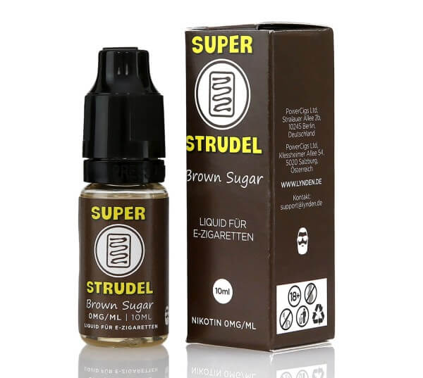 Super Strudel Brown Sugar e-Liquid