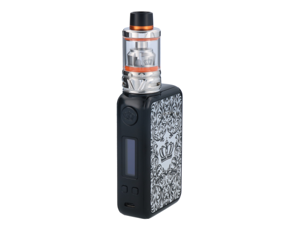 Uwell Crown 4 E-Zigaretten Set Silver