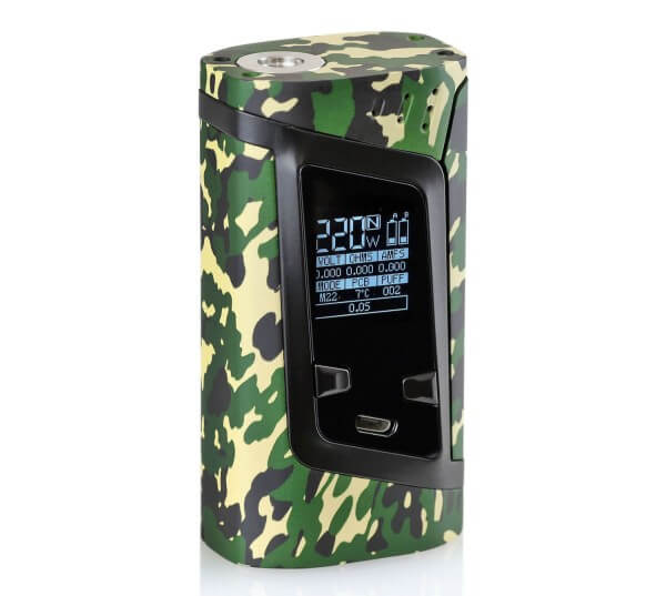 Steamax Alien Box Mod Set Camouflage