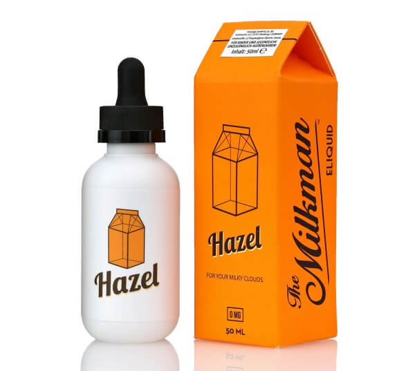 The Milkman Hazel DIY Liquid 50ml