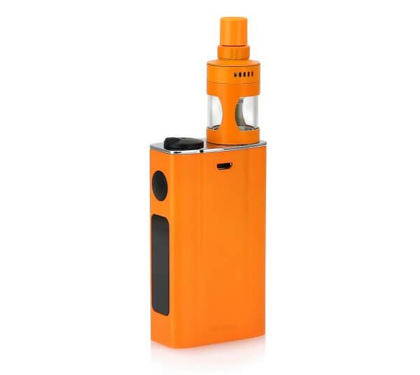 InnoCigs eVic VTwo E-Zigaretten Starterset orange