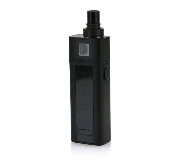 InnoCigs Cuboid Mini E-Zigarette Starterset schwarz