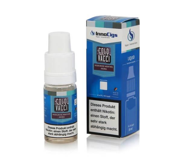 InnoCigs Cold Vacci - Heidelbeere-Menthol e-Liquid