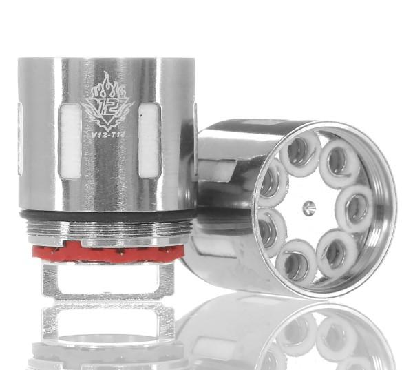 Steamax TFV12 Verdampferkopf V12-T14 0,12 Ohm 3 Stück