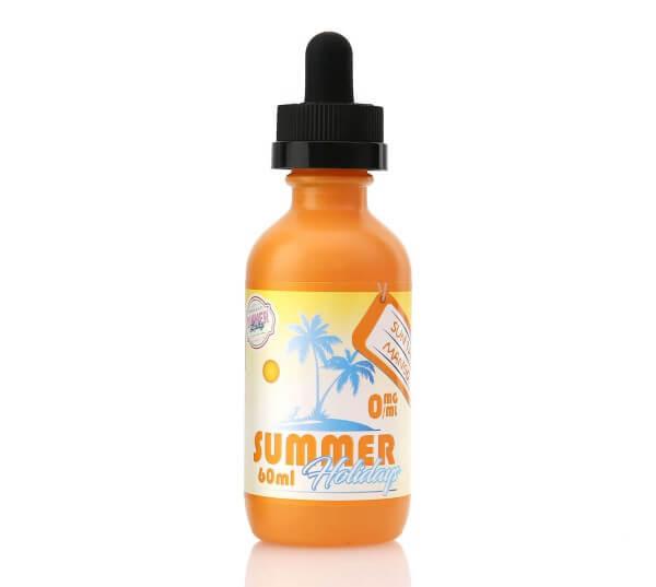 Summer Holidays Sun Tan Mango 60ml DIY Liquid