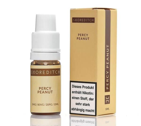 Shoreditch Percy Peanut E-Zigaretten Liquid