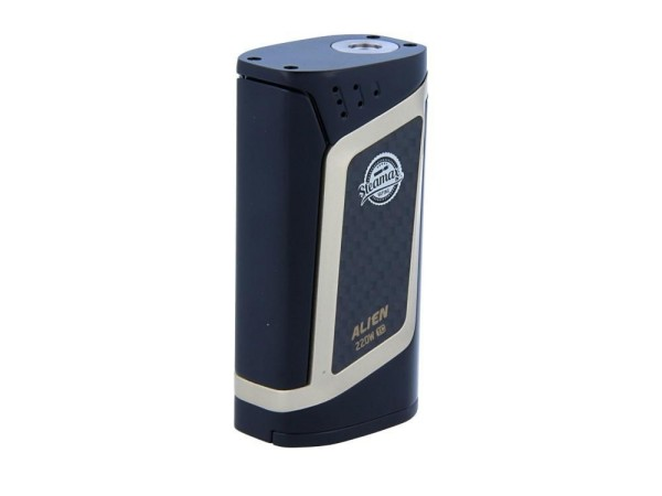Steamax Alien Box Mod Set Schwarz Gold