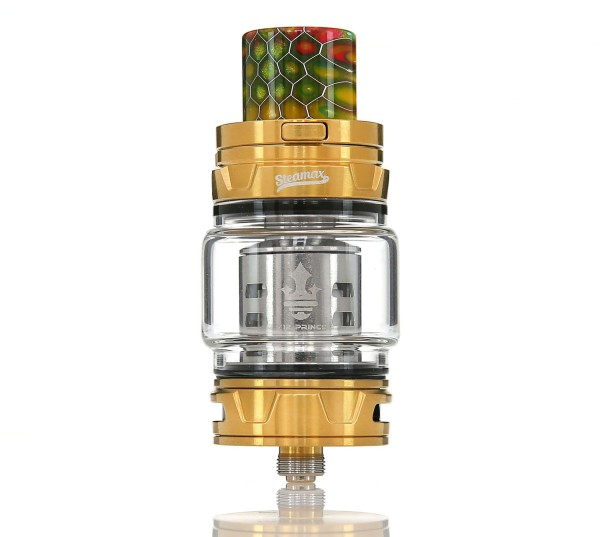 Steamax TFV12 Prince Clearomizer Set Gold