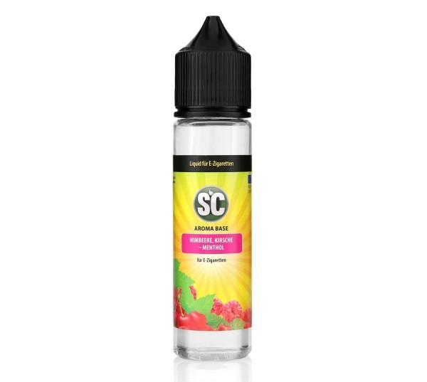 SC Himbeere, Kirsche-Menthol DIY Liquid