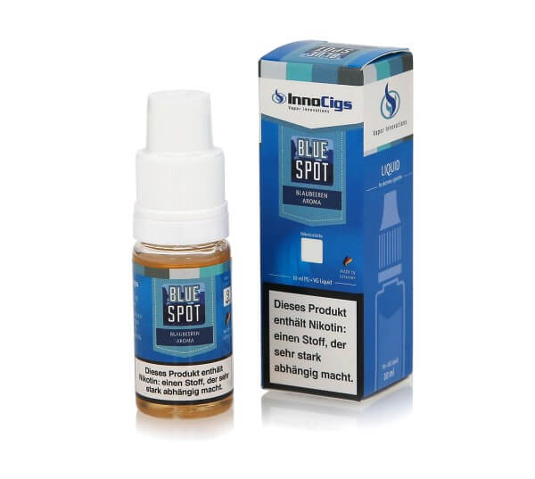 InnoCigs Blue Spot - Blaubeere e-Liquid