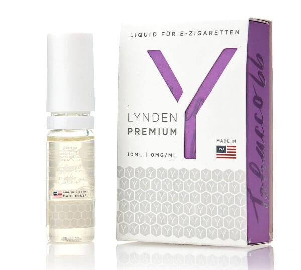 Lynden E-Liquid Tobacco 66