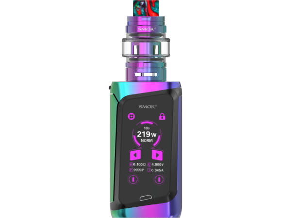 Smok Morph 219 E-Zigaretten Set Rainbow-Black