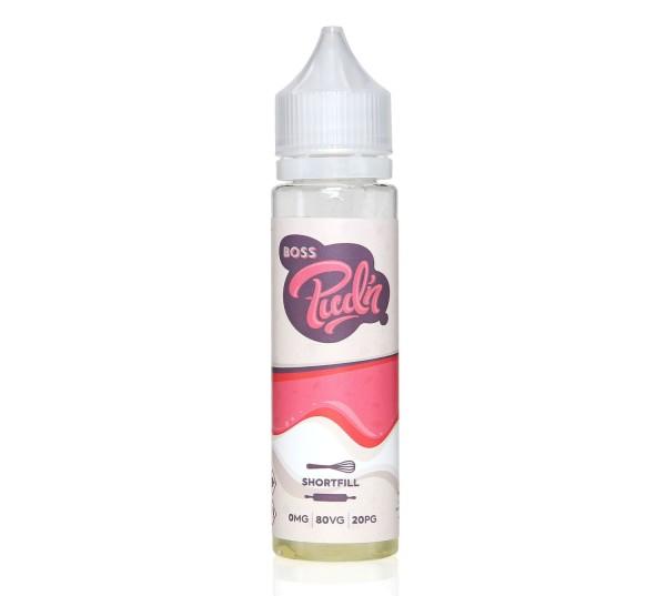 Shoreditch Pudn Boss E-Zigaretten DIY Liquid