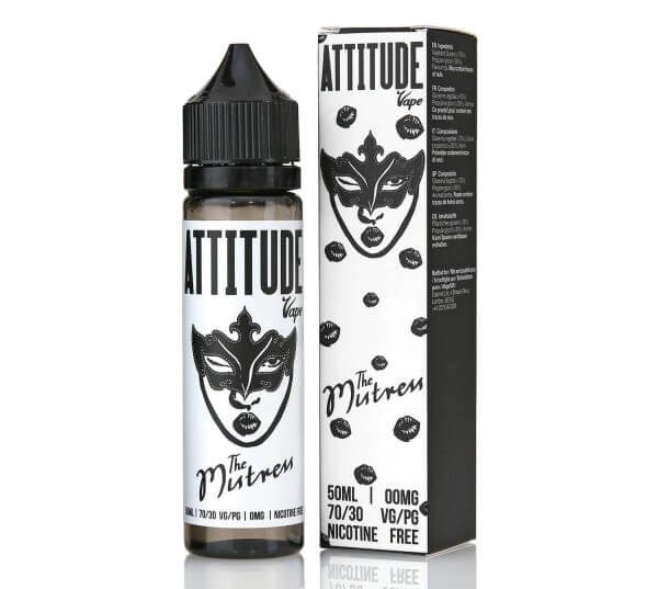 Attitude Vape The Mistress DIY Liquid