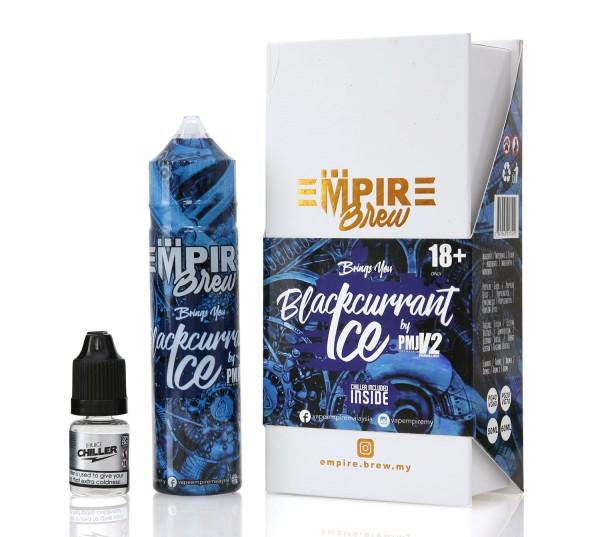 Empire Brew Blackcurrant Ice 50 ml DIY Liquid