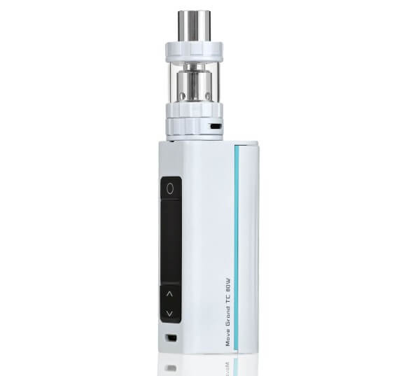VivaKita Move Grand E-Zigarette Starterset Weiß